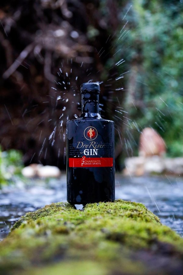 Dry River Gin 0,7 - 43% Vol
